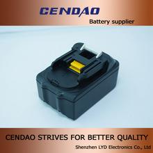 Herramienta eléctrica batería 18v 1500 mah li-ion battery pack para makita 194205-3 194309-1