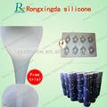 silicone de alta temperatura da borracha de silicone líquido