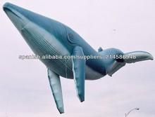 Gigante ballena globo, desfile de globo de helio s3024
