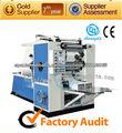CDH-200-2 2 carriles de plegado automático para la máquina del tejido facial
