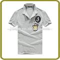 china fábrica de camisas de polo uniforme de camisa de polo de navidad de la camisa de polo de prendas de vestir