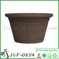 outdoor madeira vasos para plantas
