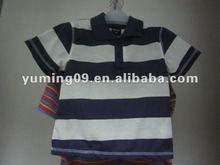 2014 de moda infantil ropa para niño de verano de polo t- shirt
