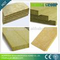 mineral de aislamiento de lana de roca para hornos industriales