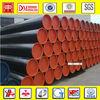 el aceite y la tubería de gas de soldadura