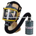 de seguridad de silicona respirador de seguridad de protección