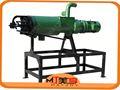 venta caliente la separación líquido sólido centrífuga
