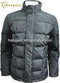 Chaquetas de plumas para los hombres mens equipados abajo pato chaqueta abajo chaqueta