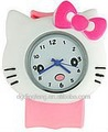 venta caliente baratos hello kitty reloj para los regalos