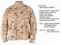desierto camo uniforme militar digitales