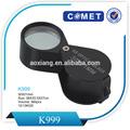 caliente la venta profesional de la joyería del ojo lupa de vidrio 20 x 21 mm lupa lente de la joyería