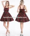 china al por mayor instyles rockabilly ropa 50s rockabilly vintage vestido swing