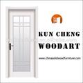 Bois porte de la chambre/en bois massif en bois porte d'entrée feuilles,/à l'importation en turquie