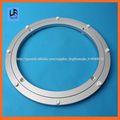 8-12 pulgadas de elevación de muebles de aluminio de rotación de la placa giratoria