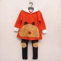 Mejor venta!! La última moda de ropa de bebé de imágenes para niños juegos cálido