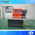 chuck hidráulica y contrapunto hidráulico mini venta caliente de la máquina del torno ck0640a
