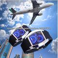 Led reloj, Led Reloj digital,caja de la aleación Led Reloj