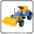 Librar a los niños en tractor eléctrico para la venta, bebé de juguete del coche del tractor para la unidad