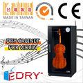 Fd-116ev armário seco para violinos, violino caso, violinos saco