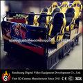 Deportes y entretenimiento 5D 7D máquina de juegos con armas