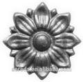 para el mercado europeo de hierro forjado accesorios decorativos