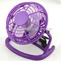 mini de plástico aspa del ventilador de plástico del ventilador de techo