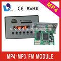 más calientes usb sd fm mp4 digital circuitos electrónicos