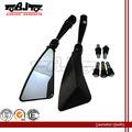 BJ-RM-030 Espelho Retrovisor Esportivo Tipo Rizoma Alumínio Universal
