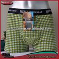 Mbox- 34397- l16 alto qulity 2014 hombres maduros raya ropa interior calzoncillos boxer