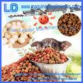 Cadena de proceso de alimentos para los perros