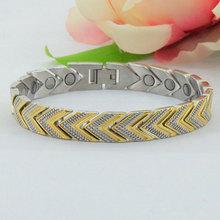 pulseras de oro de la imagen de pulsera para hombres