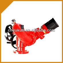 Ps60-100 fuego de cañón de agua