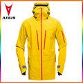 ropa de invierno amarillo para hombres, proveedor de ropa impermeable