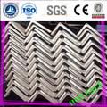 Laminado en caliente de acero ángulo igual, los ángulos de acero, de acero al carbono barra de ángulo