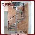 el diseño de la escalera en espiral kits