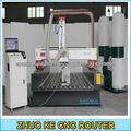 Spanish: Máquina de talla de madera 3D CNC Mach3 con colector de polvo