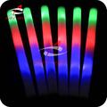 3 modos de flash de luz de espuma porras