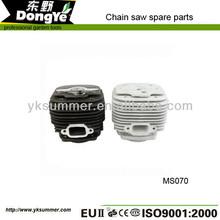 baratos cadena de la sierra del cilindro de piezas de repuesto ms070