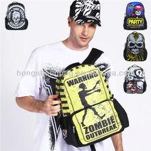 zombie brote de impresión bolsa mochila mochilas de venta al por mayor para las niñas bistar bbp117