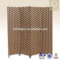 Portas de madeira design decorativo sala divisores/dividindo quarto partições