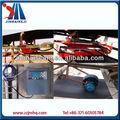 automático da correia transportadora e sistema de pesagem para fertilizantes químicos