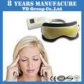 magnético ultrasonido ionico de cabeza y vibración eléctica mini max manual de aparato de masaje de acupuntura de ojos