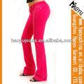 Nuevo estilo de la moda bordado pantalones vaqueros pantalones vaqueros chica en bolivia( hyw1143)