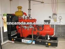 100kw gerador de biogás/genset biogás/biomassa geradores de biogás com scrubber/biogás filtro na malásia