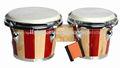 instrumentos musicales como los tambores bongo tambores 2015 nuevos juguetes para los niños