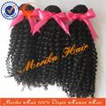 2014 nuevos productos de la fábrica precio barato 5a afro rizado cabello humano para trenzar