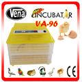 Bandeja de huevos de incubadora de plástico aprobado una fácil operación CE VA-96 en venta