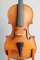 avanzada hecho a mano violín hecho en china