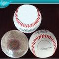 De béisbol, de béisbol profesional, 100% de lana blanca de béisbol, la formación de béisbol