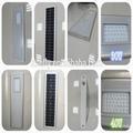 Intefly 18W alumbrado público solar integrado